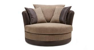 Hanson Large Swivel Chair