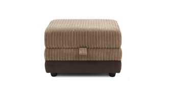 Hanson Storage Footstool