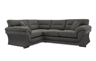 Hanson Right Hand Facing Arm 2 Piece Corner Sofa Samson