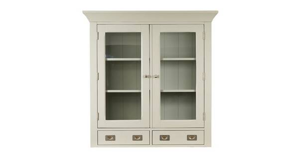 Harbour Small Glazed Hutch