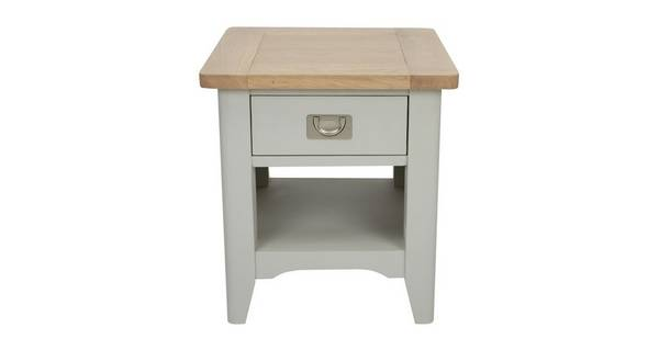 Harbour Storage Lamp Table
