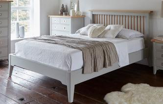 Harbour Bedroom King Bedframe Harbour