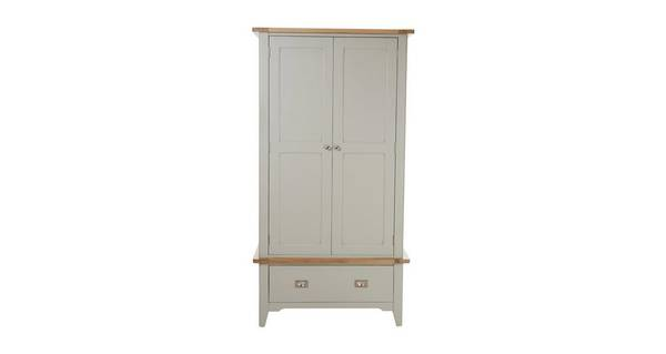 Harbour Bedroom Combination Wardrobe