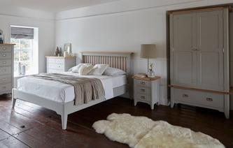 Harbour Bedroom Combination Wardrobe Harbour