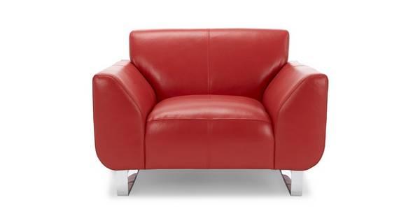 Hardy Leather Armchair