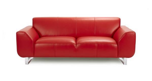 Hardy Leather 2 Seater Sofa