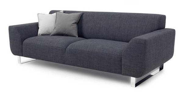 Hardy 3 Seater Sofa Revive Fabric Revive Dfs