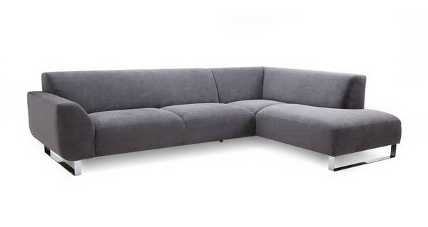 Hardy Left Hand Facing Arm Corner Sofa