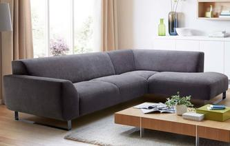 Hardy Left Hand Facing Arm Corner Sofa Plaza