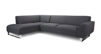 Hardy Right Hand Facing Arm Corner Sofa (revive fabric)