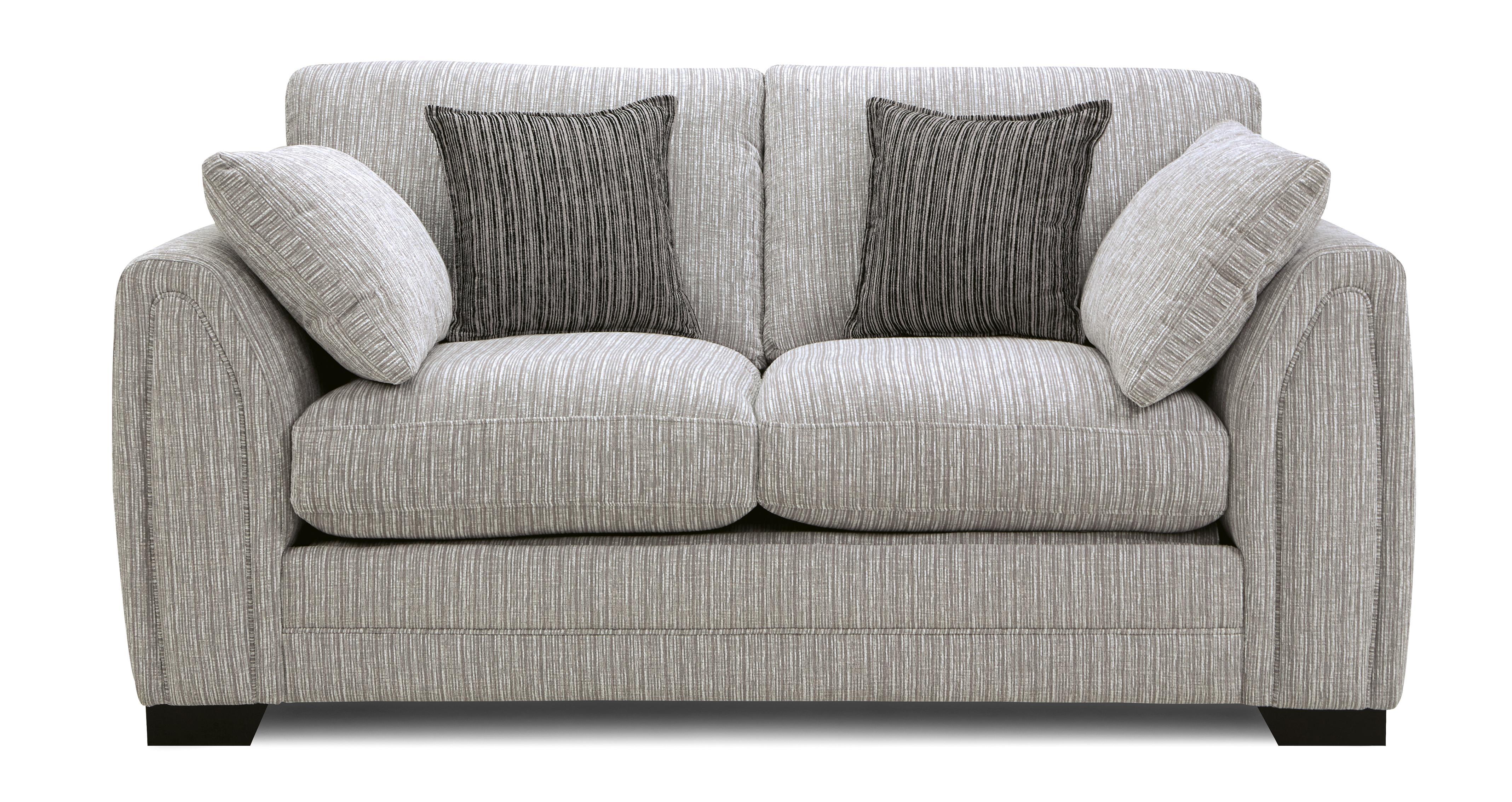 About the Harlem: Formal Back 2 Seater Supreme Sofa Bed