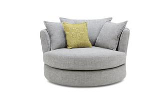 Large Swivel Chair Harlow