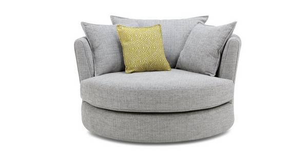 Harlow Large Swivel Chair