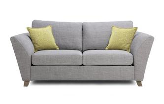 Large 2 Seater Formal Back Sofa Harlow