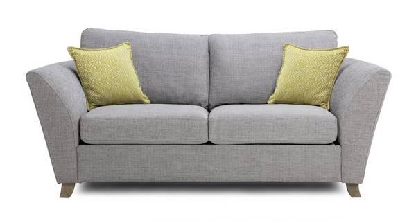 Harlow Large 2 Seater Formal Back Sofa