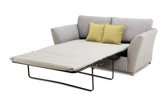 Large 2 Seater Formal Back Sofa Bed