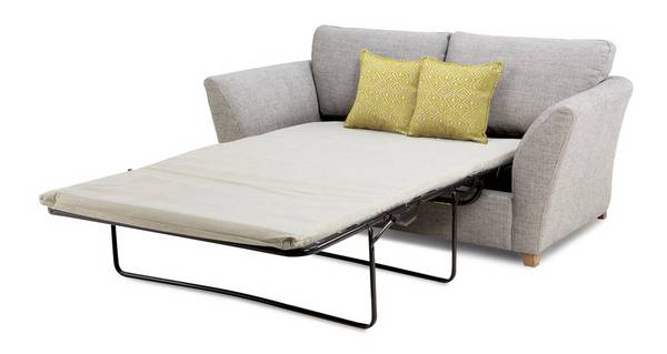 Harlow Large 2 Seater Formal Back Sofa Bed