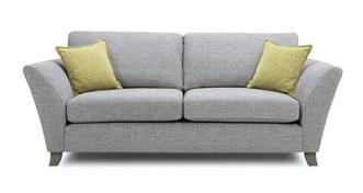 Harlow 3 Seater Formal Back Sofa