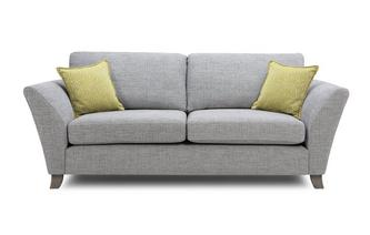 3 Seater Formal Back Sofa Harlow