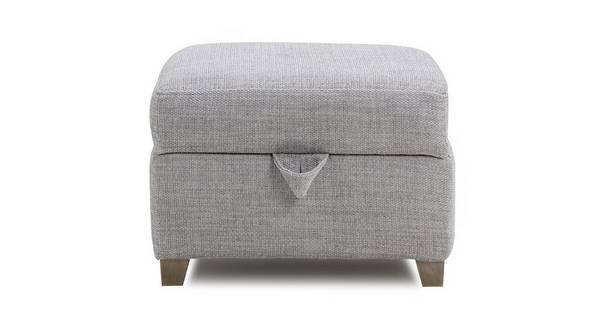 Harlow Storage Footstool