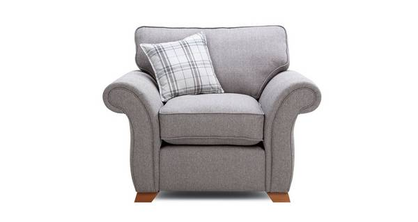 Harrow Plain Armchair