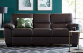 Harry 3 Seater Sofa Hazen