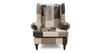 Hart High Wing Back Chair