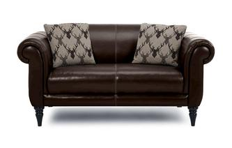 Leather Midi Sofa