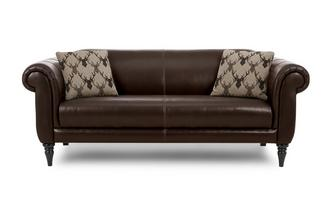 Leather Maxi Sofa Hart Leather
