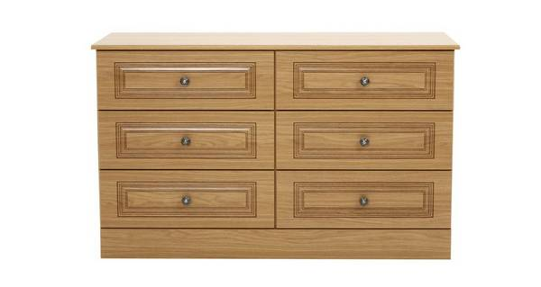 Hartwell 6 Drawer Chest