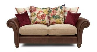 Hayle 3 Seater Pillow Back Sofa