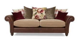 Hayle 4 Seater Pillow Back Sofa