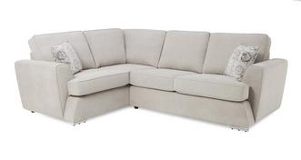 Haze Right Hand Facing 2 Seater Corner Sofabed