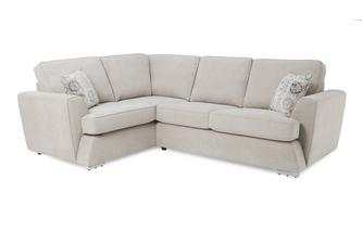 Right Hand Facing 2 Seater Corner Sofabed Plaza