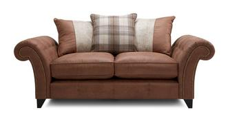 Heaton 2 Seater Pillow Back Sofa