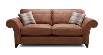 Heaton 3 Seater Formal Back Sofa