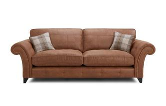 4 Seater Formal Back Sofa Oakland