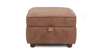 Heaton Plain Top Storage Footstool
