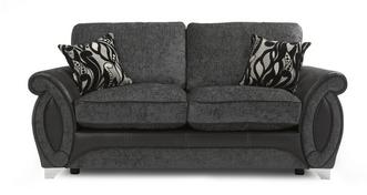 Helix Large 2 Seater Formal Back Sofa