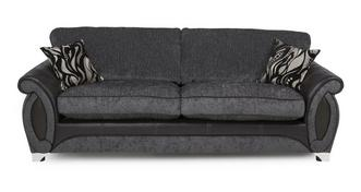 Helix 4 Seater Formal Back Sofa