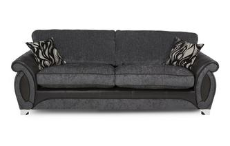 4 Seater Formal Back Sofa Helix