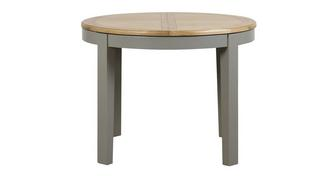 Helmsley Dining Round Extending Table
