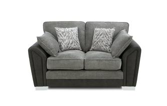 Formal Back Small 2 Seater Sofa
