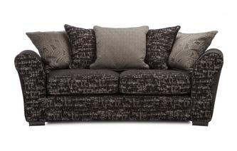 2 Seater Curved Sofa Henley
