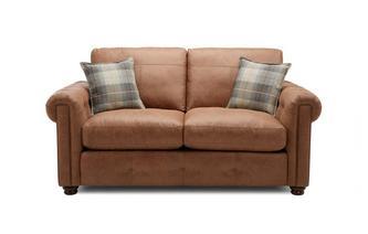 Formal Back 2 Seater Standard Sofa Bed