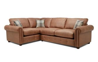 Formal Back Right Hand Facing 3 Seater Standard Corner Sofa Bed