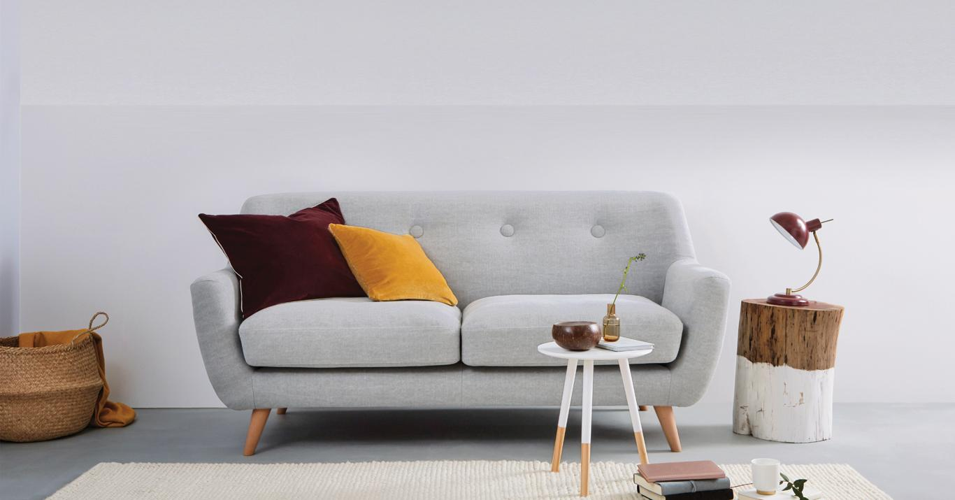 So Simple, 3 steps to your perfect sofa