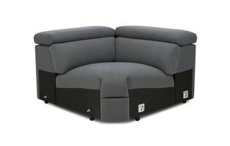 Corner Unit with Manual Headrests
