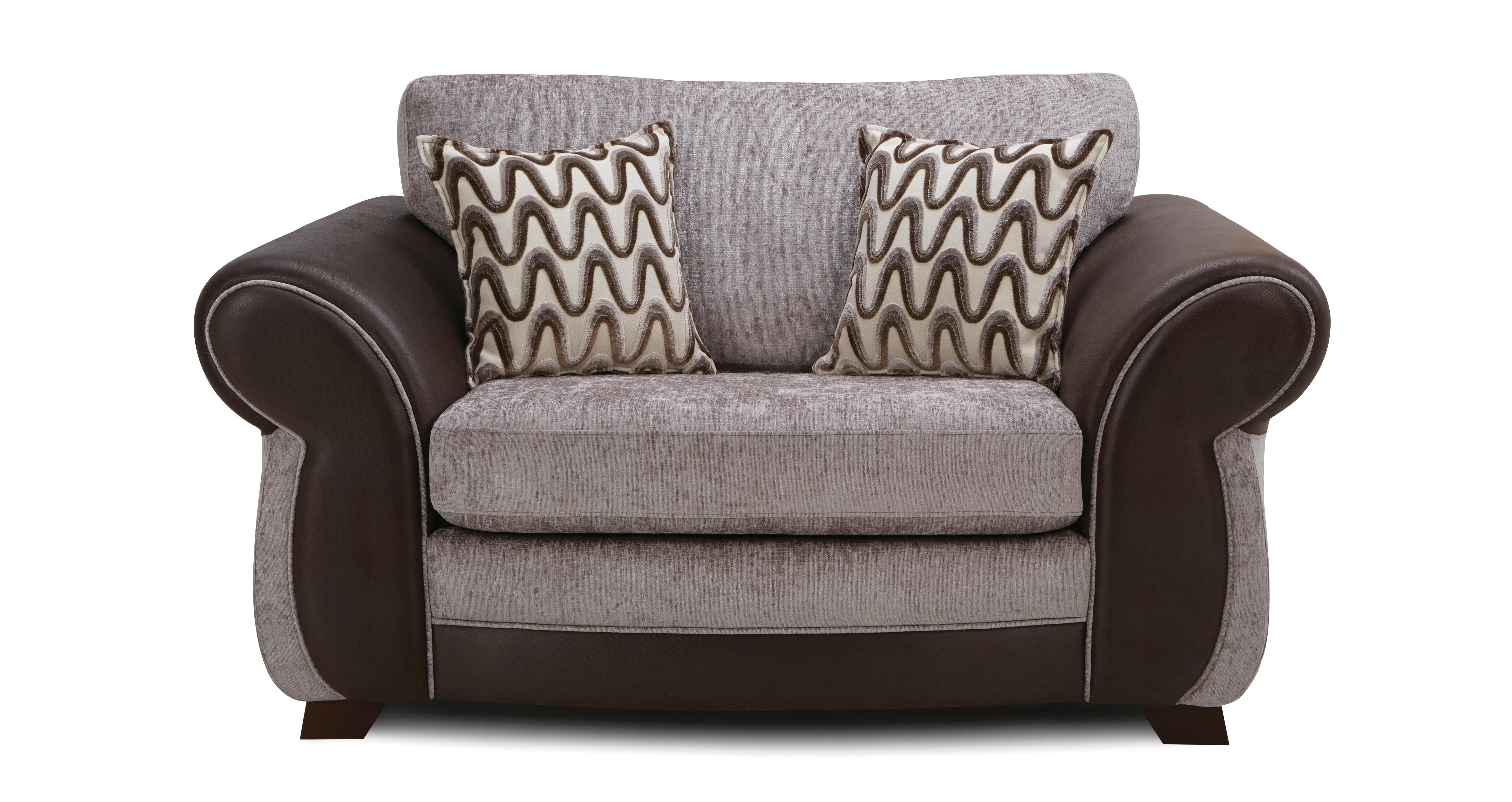 Magnificent Himara Pillow Back Small 2 Seater Sofa Uwap Interior Chair Design Uwaporg