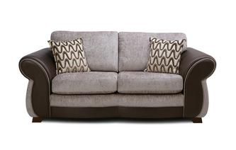 Formal Back Large 2 Seater Sofa Himara